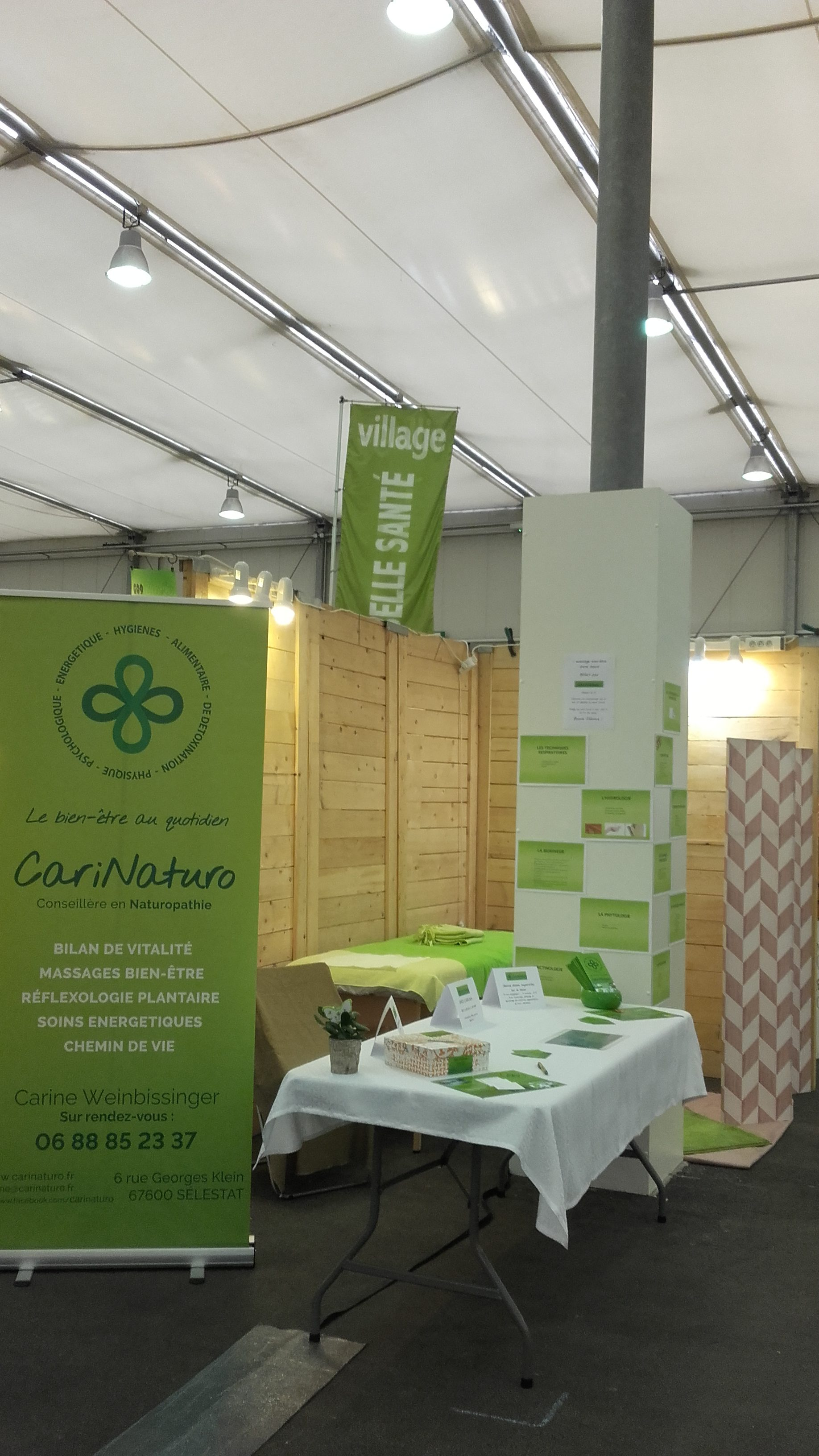 Salon Bio Et Co De Printemps 2017 De Strasbourg Carinaturo